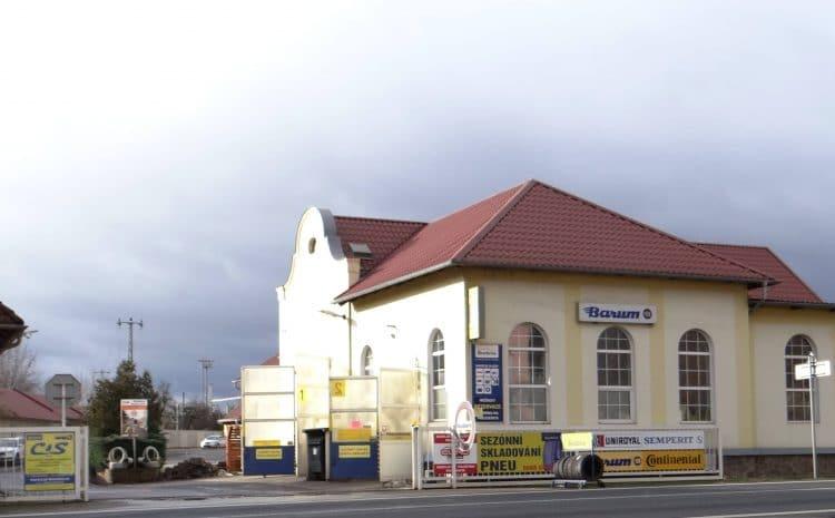 Pneuservis Lovosice